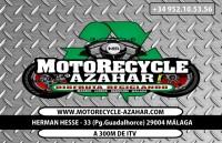Motorecycle Azahar S.L.
