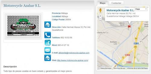 Ejemplo Anuncio en www.guiabn.com