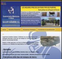 www.carpinteriametalicagaliano.es