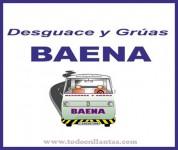 Desguaces y gruas Baena