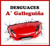 Desguaces A galleguiña