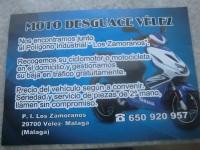Moto Desguace Velez
